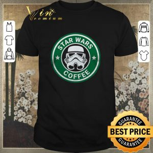Premium Stormtrooper Star Wars Coffee Logo shirt sweater