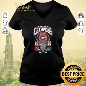Premium Sugar Bowl Champion 2020 Georgia Bulldogs shirt sweater