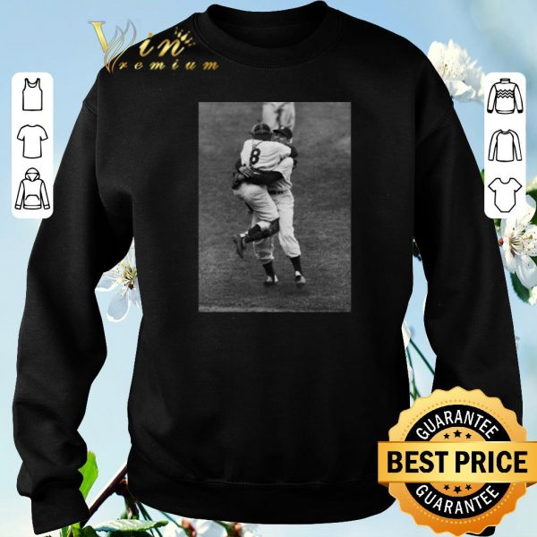 Pretty Don Larsen who threw only perfect World Series game dies at 90 shirt sweater