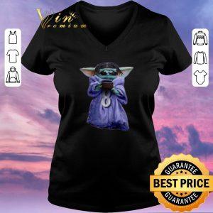 Pretty Lamar Jackson Lamar Yoda Baby Star Wars shirt sweater 1