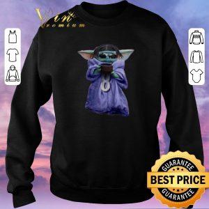 Pretty Lamar Jackson Lamar Yoda Baby Star Wars shirt sweater 2