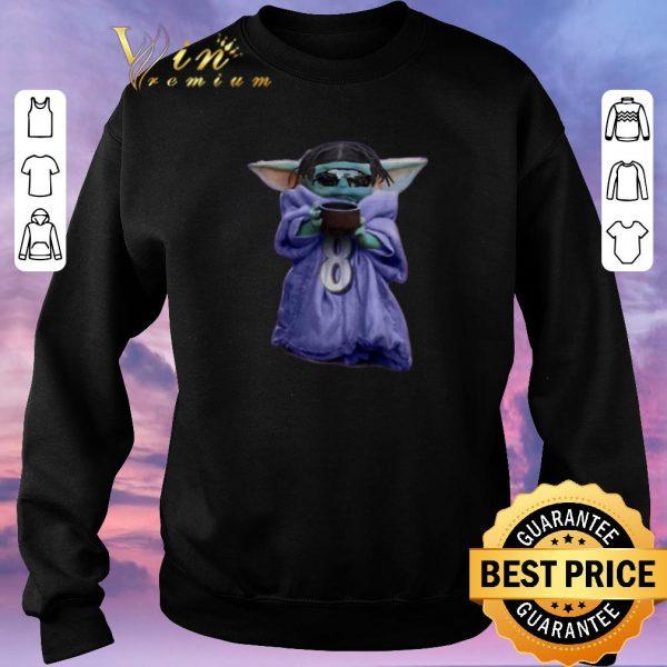 Pretty Lamar Jackson Lamar Yoda Baby Star Wars shirt sweater