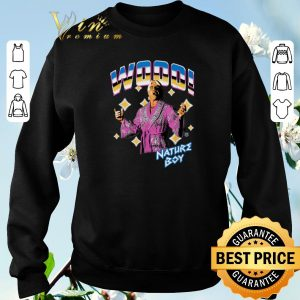 Pretty WWE Ric Flair Wooo Nature Boy shirt sweater 2