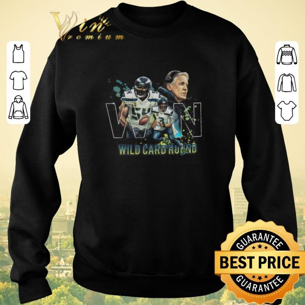 Pretty Wild Card Round shirt sweater