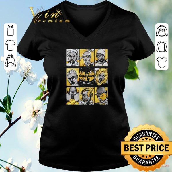 Pretty Wu-Tang Clan Mashup Weaponry shirt sweater