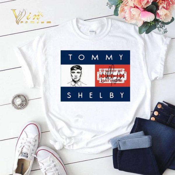 Tommy Shelby By Order Of The Peaky Blinders autographed shirt sweater