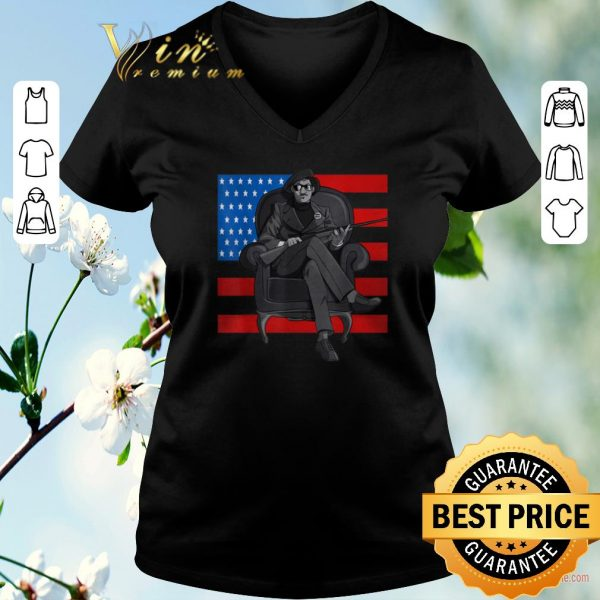 Top Black History Panther Party American Flag shirt sweater