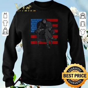 Top Black History Panther Party American Flag shirt sweater 2