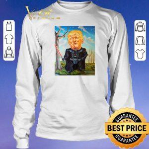 Top Darth Trump President Star Wars Darth Vader Mashup Donald Trump shirt sweater 2