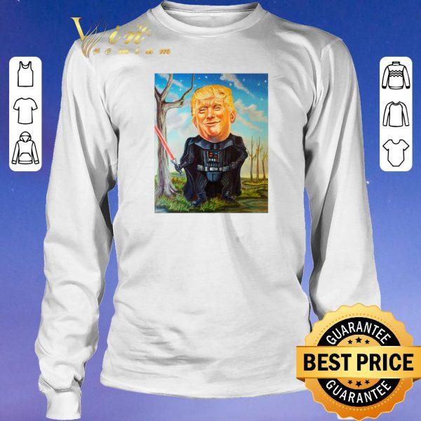 Top Darth Trump President Star Wars Darth Vader Mashup Donald Trump shirt sweater