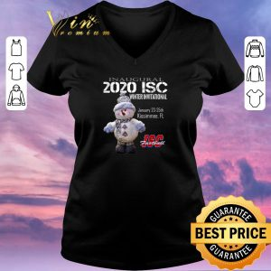 Top Inaugural 2020 ISC Winter Invitational ISC Fastball shirt sweater 1