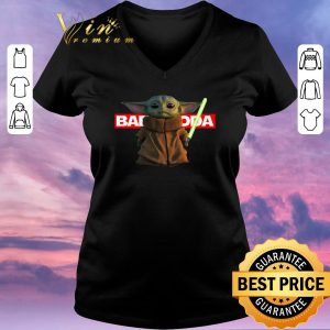 Top Star Wars Baby Yoda Darth Vader shirt sweater 1