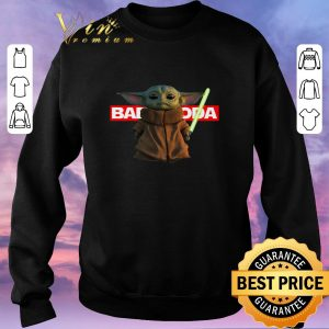 Top Star Wars Baby Yoda Darth Vader shirt sweater 2