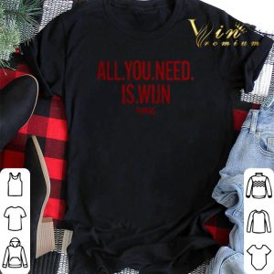 All you need is Wijn Rumag shirt sweater 1