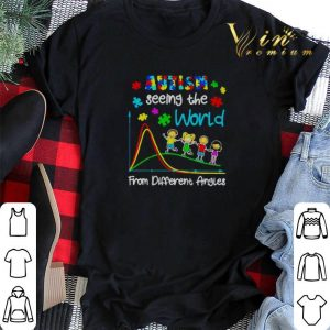 Autism seeing the world from different lovely angles IF shirt sweater