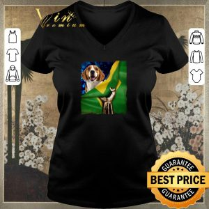 Awesome Bandeira do Brasil Beagle shirt sweater 1