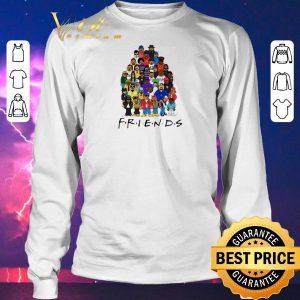 Awesome Black Legends Rapper's Last Supper Friends shirt sweater 2