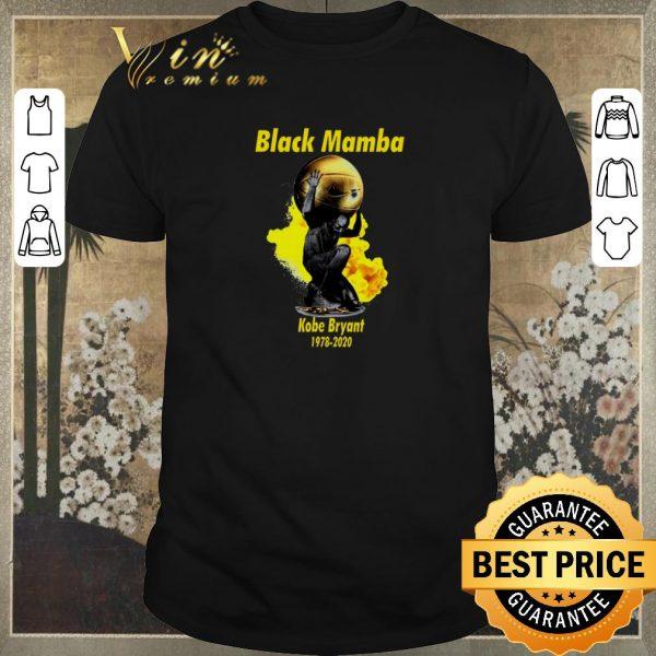 Awesome Black Mamba Kobe Bryant 1978-2020 shirt sweater