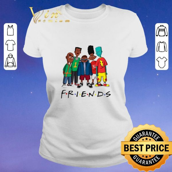 Awesome Friends We Are Black History Month shirt sweater