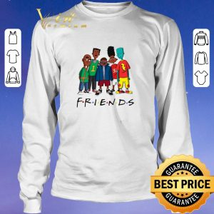 Awesome Friends We Are Black History Month shirt sweater 2