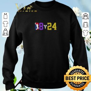 Awesome Nba 08 24 Kobe Bryant Logo Symbol shirt sweater 2