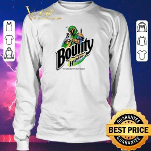 Awesome The Mandalorian Bounty Hunter The Quicker Picker Upper shirt sweater 2