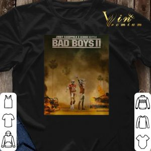 Bad Boys 2 Jimmy Garoppolo vs George Kittle shirt sweater 2