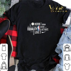 Black History Month Inspire Dream History Equality Activate Love shirt sweater 1