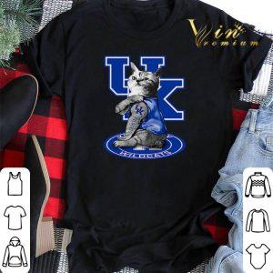 Cat tattoos Kentucky Wildcats shirt sweater 1