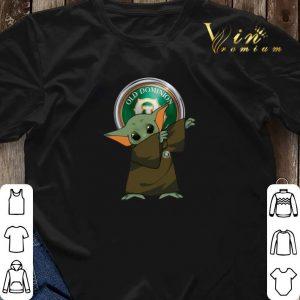 Dabbing Baby Yoda Mashup Old Dominion Freight Line Star Wars shirt sweater 2