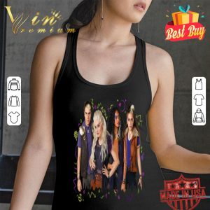 Disney Channel Zombies 2 Addison and Werewolves shirt