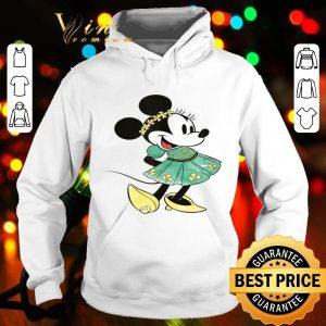 Disney Minnie Mouse Shamrock Dress St. Patrick's Day shirt