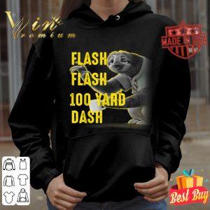 Disney Zootopia Flash Flash 100 Yard Dash Portrait shirt
