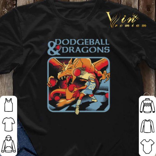Dodgeball & dragons Dungeons & Dragons shirt sweater