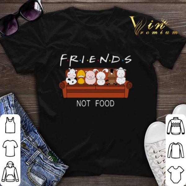Friends Not Food Dairy Cows Duck Pig Rabbit Horse Sheep shirt sweater