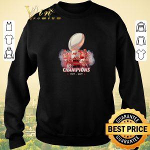 Funny 50 Years Kansas City Chiefs Super Bowl Champions 1969 2019 shirt sweater 2