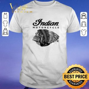 Funny Indian Motorcycle Skull shirt sweater
