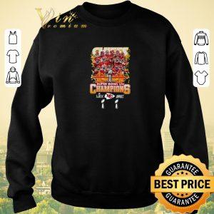 Funny Kansas City Chiefs Super Bowl LIV Champs shirt sweater 2