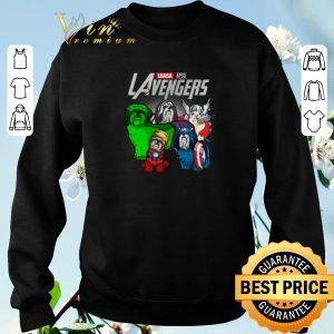 Funny Lhasa Apso LAvengers Avengers Endgame shirt sweater 2