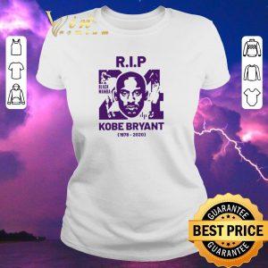 Funny R.I.P 24 KOBE BRYANT 1978 2020 Black Mamba Out shirt sweater 1