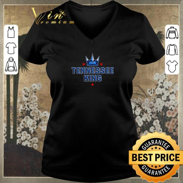 Funny XXII Tennessee King shirt sweater