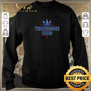 Funny XXII Tennessee King shirt sweater 2