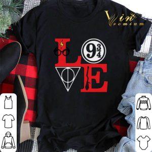 Harry Potter Love Magic Hogwarts School Math shirt sweater