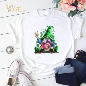 Hippie Gnome St. Patrick's day shirt sweater 1
