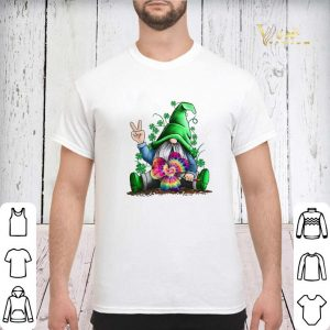 Hippie Gnome St. Patrick's day shirt sweater 2