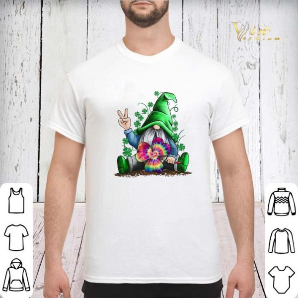 Hippie Gnome St. Patrick's day shirt sweater