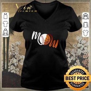 Hot Basketball mom softball shirt sweater 1