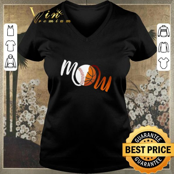 Hot Basketball mom softball shirt sweater