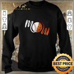 Hot Basketball mom softball shirt sweater 2