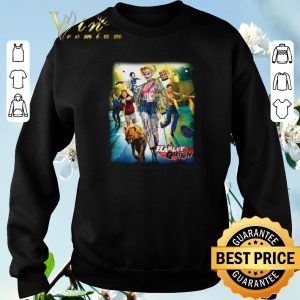 Hot Harley Quinn 2020 Birds Of Prey Poster Signatures shirt sweater 2